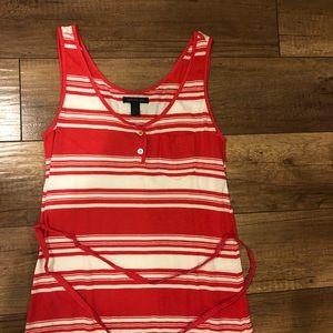 Maxi sleeveless Tommy dress